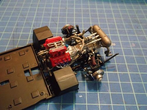フジミ フェラーリ 288GTO