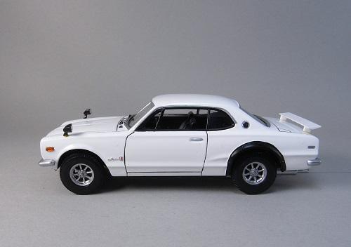 アリイ スカイライン GT-R KPGC10