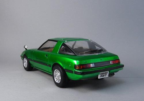 タミヤ RX-7