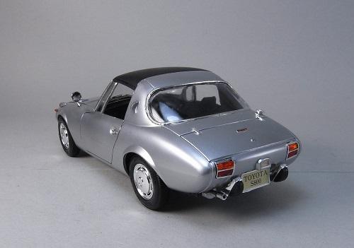 フジミ トヨタ800