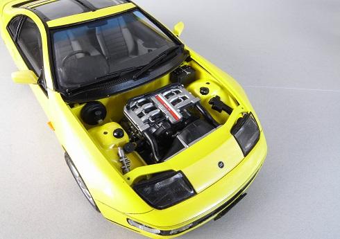 タミヤ フェアレディーZ Z32