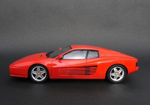 フジミ フェラーリ テスタロサ 512TR