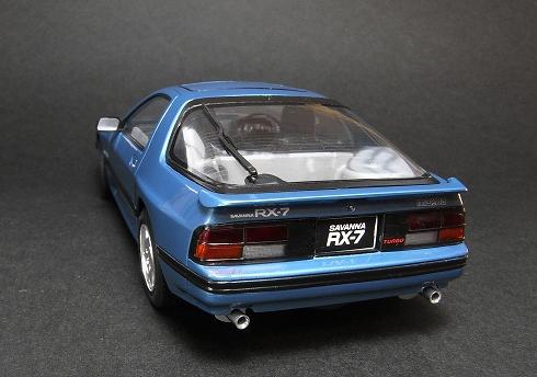 タミヤ RX-7 FC3S