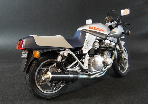 タミヤ スズキGSX1100S カタナ