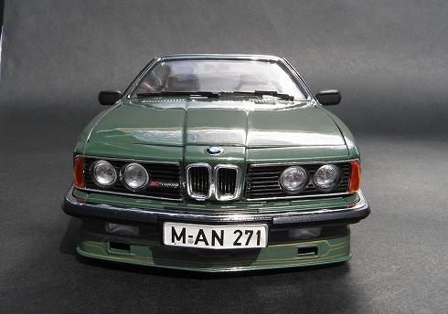 フジミ BMW アルピナ B7ターボ エンスージアスト