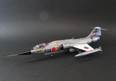 ハセガワ ロッキードF-104J スターファイター 1/72